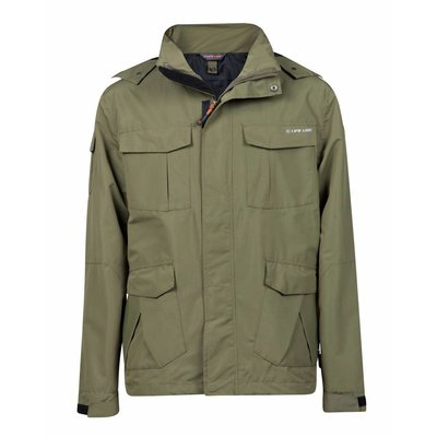 Life-Line Castor -  Heren all-season jas in Olive