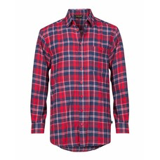 Life-Line Anton - Heren Flanel Shirt