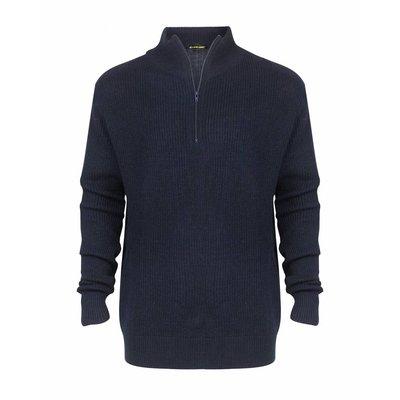 Life-Line Portside -  Heren Sweater in Blauw
