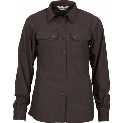 Life-Line Samani - Dames Shirt Anti-Insect in Grijs