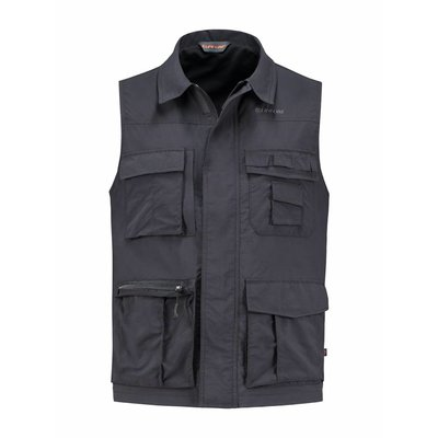 Life-Line Active - Bodywarmer Anti-Insect in Donker Grijs