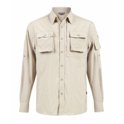 Life-Line Jowan Men's Shirt HHL in Greige