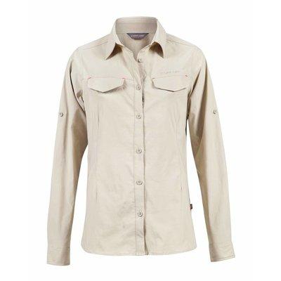 Life-Line Jessica Dames Shirt HHL in Greige