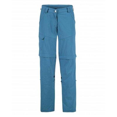 Life-Line June Dames Zip-off Pants HHL in Blauw