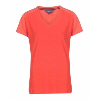Life-Line Julie Dames T-Shirt in Roze