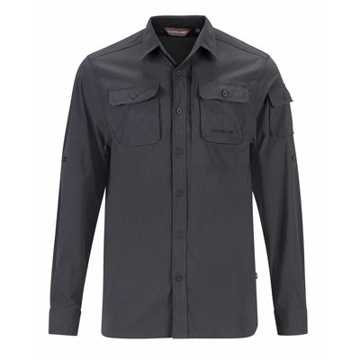 Life-Line Jowan Men's Shirt HHL in Donker Grijs
