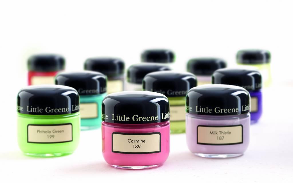 Little Greene Sample Pot