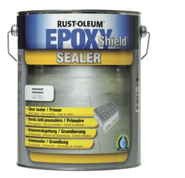 Rust Oleum Epoxy Shield : Rust oleum epoxyshield sealer kopen bestel hier online