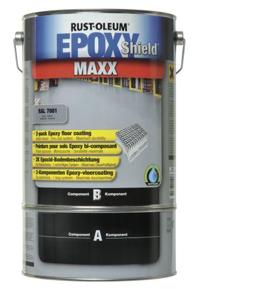 Rust Oleum Epoxy Shield : Rust oleum epoxyshield maxx verfwebwinkel