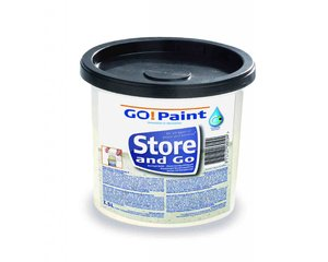 Go!Paint Store and Go Gel navul