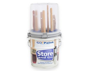 Go!Paint Store and Go Systeem Compleet