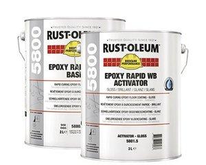 Rust-Oleum 5800 Epoxy Rapid WB