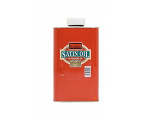 Timberex Satin Oil Wit
