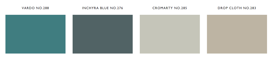 Farrow And Ball Kleurenwaaier.3 Tips Om Chromarity 285 Van Farrow Ball Te Combineren