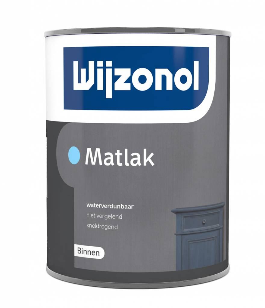 Wijzonol Matlak op waterbasis