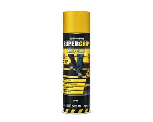 Rust-Oleum Supergrip Antislip Spray Geel