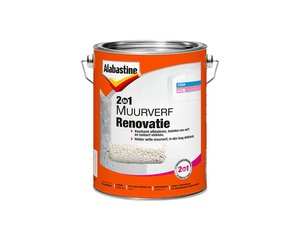Alabastine 2in1 Muurverf Renovatie