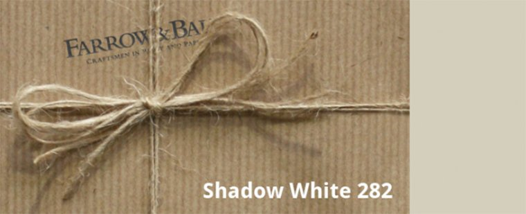 Farrow & Ball Shadow White 282