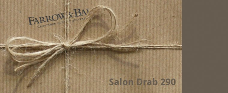 Farrow & Ball Salon Drab 290
