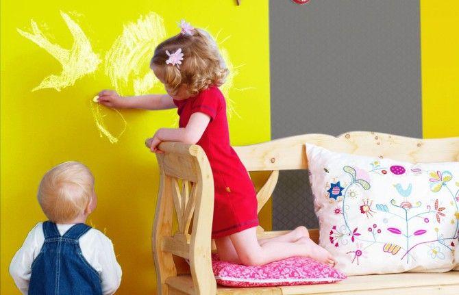 Kindvriendelijke verf: veilig voor kinderen én beter voor het milieu