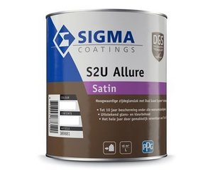 Sigma S2U Allure Satin