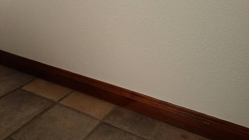 Zo schilder je een strakke lijn op de muur
