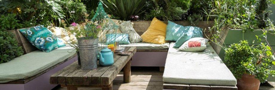 Breng de zomer in je tuin met de frisse Farrow & Ball verfkleuren