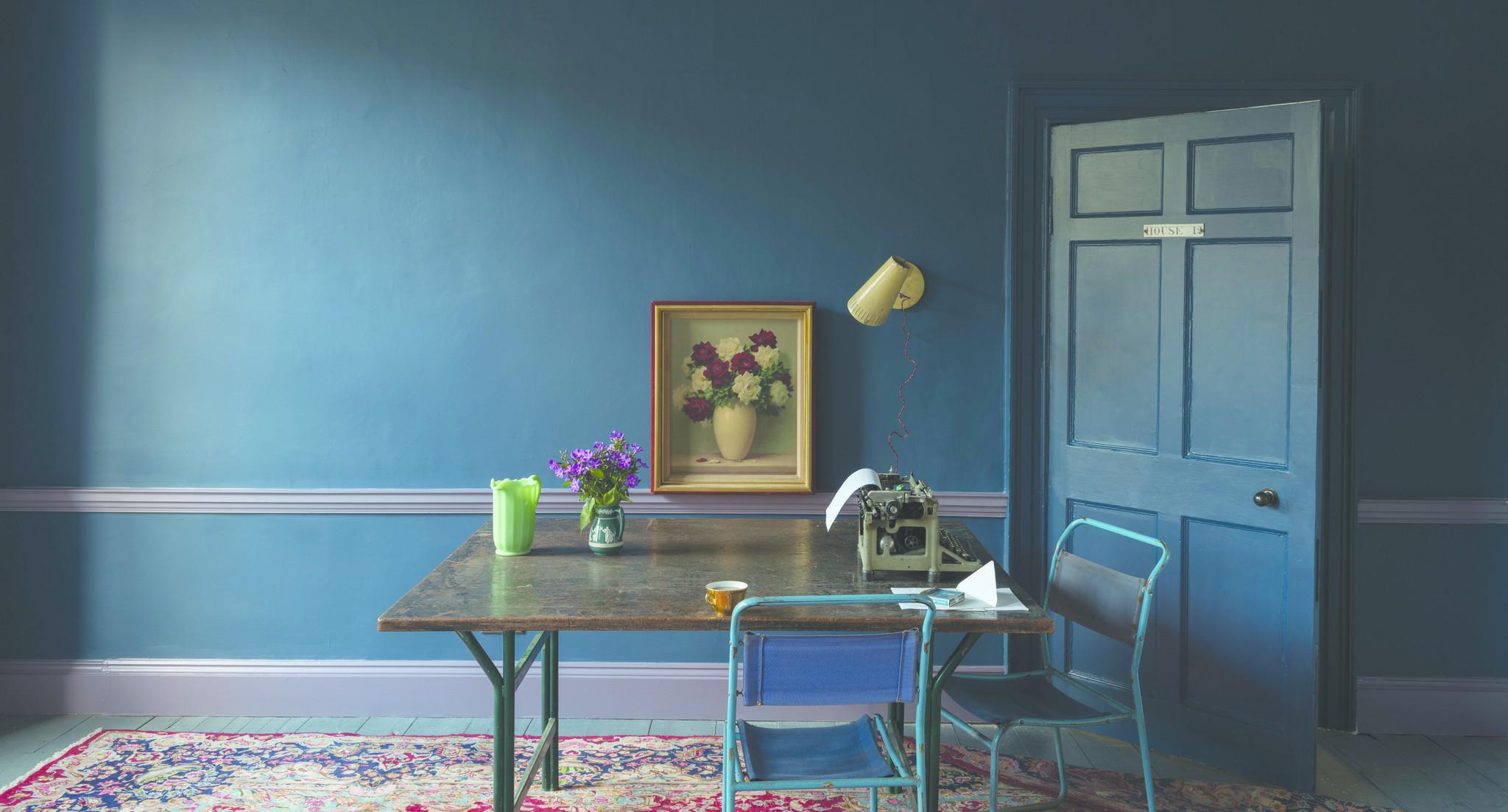 dit combineert fantastisch met aardse tinten zoals terracotta de kleuren geven je interieur een luxe klassieke uitstraling