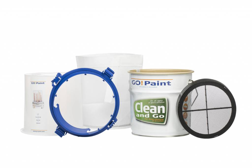 Go!Paint Clean and Go Systeem Compleet