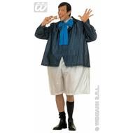 Vrijgezellen-outfit Vette schooljongen