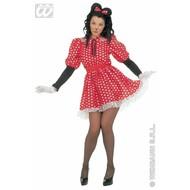 Vrijgezellen-outfit Sexy muis