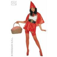 Vrijgezellen-kleding Sexy Roodkapje