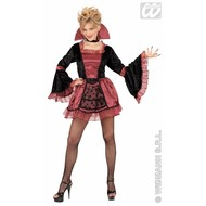 Vrijgezellen-kleding sexy Gotische Vamp