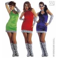 Vrijgezellen-outfit Sexy Go-go girl