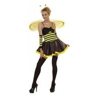 Feestkleding luxe Bumblebee bij
