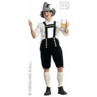 Party-outfit Beierse kostuum lederhosen