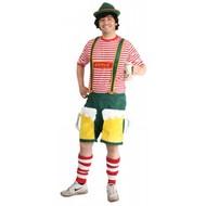 Party-outfit: Oktoberfestbroek