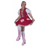 Oktoberfeest: Herzilein Pink