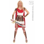 Party-kostuum; Romeinse prinses