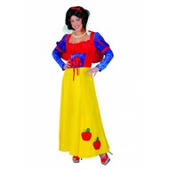 Vrijgezellen-feest outfit: Sneeuwwitje
