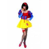 Vrijgezellen-feest outfit: Sexy Sneeuwwitje