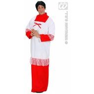 Vrijgezellen-feest-kleding: Misdienaar