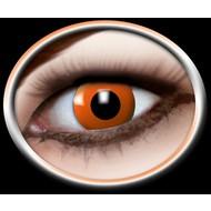 Contactlenzen specials: Hup holland hup (oranje)