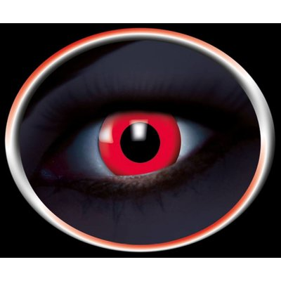 Contactlens Flash Rood