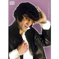 Elvis bril met bakkebaard