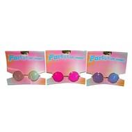 Party-accessoires: Hippy-brillen