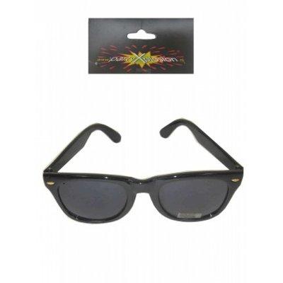 Blues Brothers bril voor feesten
