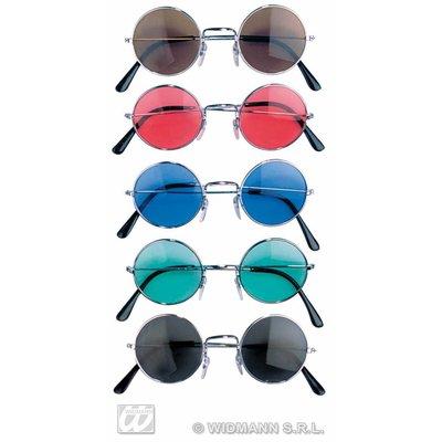 Grappige Hippy brillen