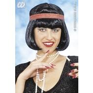 Party-accessoires Pruik, 30's met hoofdband