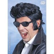 Party-accessoires Pruik, Elvis